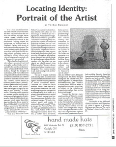IDMagazine_LocatingIdentityPortraitoftheArtist_BenBenedict_December1993