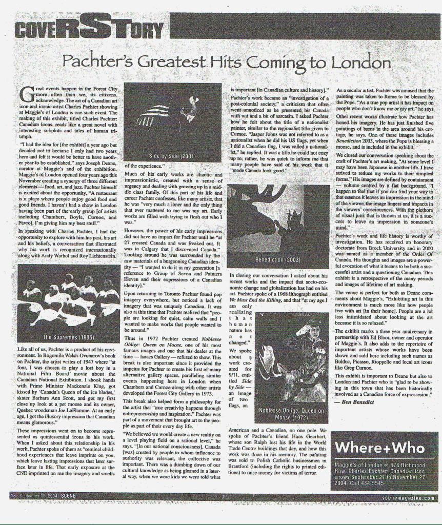 SceneMagazine_PachtersGreatestHitsComingtoLondon_BenBenedict_16SEPT2004